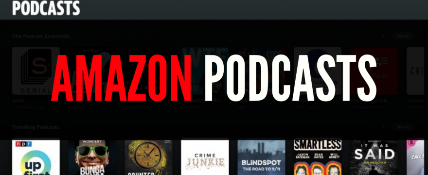 Tu podcast en Alexa y Amazon Music